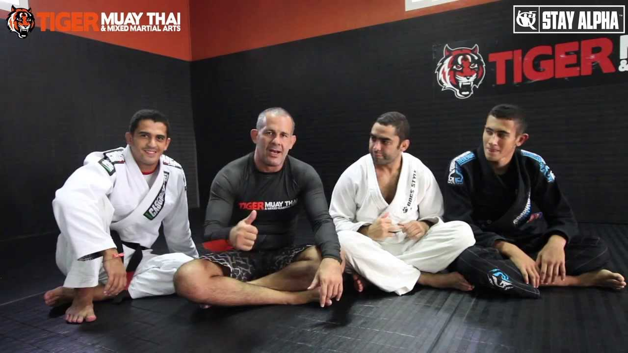 Video Saturdays: Enjoying Life & Jiu Jitsu by Fernando Maccachero